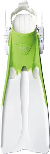 ホワイト × アーリーグリーン(White × EL Green)