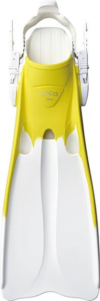 ホワイト × サンシャインイエロー(White × SS Yellow)